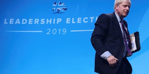 Johnson promet a nouveau le brexit fin octobre, avec ou sans accord[reuters.com]
