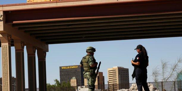 Mexico dit avoir deploye 15.000 soldats anti-immigration dans le nord du pays[reuters.com]