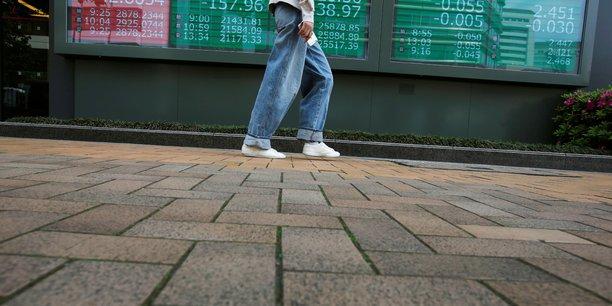 Tokyo finit en baisse[reuters.com]