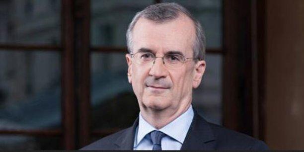 François Villeroy de Galhau, le gouverneur de la Banque de France.