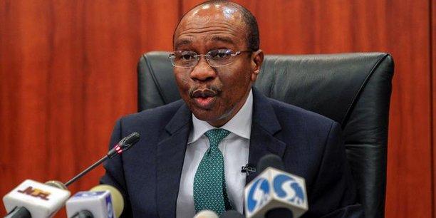 Godwin Emefiele, gouverneur de la banque centrale du Nigeria, vient d'être reconduit pour un second mandat de cinq années.