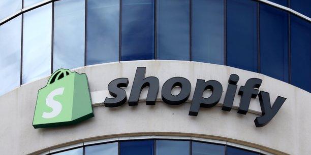 Shopify a suivre a wall street[reuters.com]