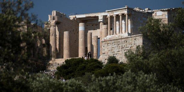 Les changements climatiques affectent les monuments grecs[reuters.com]