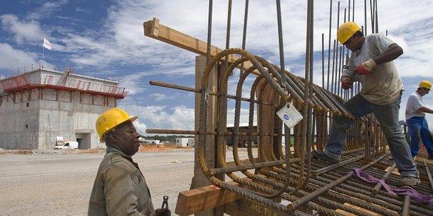 En Guyane, le taux de chômage est passé de 22% en 2014 à 19% en 2019.