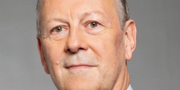 Pierre Guislain est vice-président de la Banque africaine de développement (BAD) en charge du du Secteur privé, des infrastructures et de l'industrialisation.