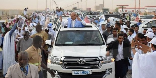 Mohamed Ould Ghazouani, ancien chef d'état-major de l'armée et frère d'armes du président sortant Mohamed Ould Abdelaziz, a remporté la course au palais présidentiel du 22 juin avec 52,01% des suffrages.