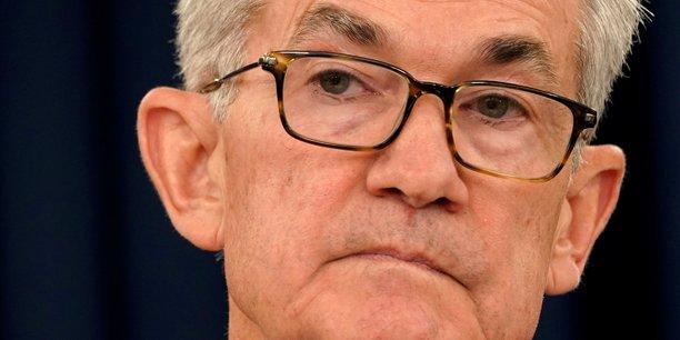 Usa: la fed est isolee des pressions politiques, assure powell[reuters.com]