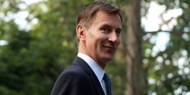 Grande-bretagne: hunt promet de reconcilier les conservateurs sur le brexit[reuters.com]