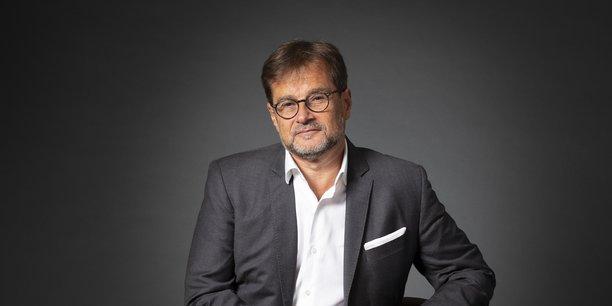 Olivier Vallet, président-directeur général de Docaposte.