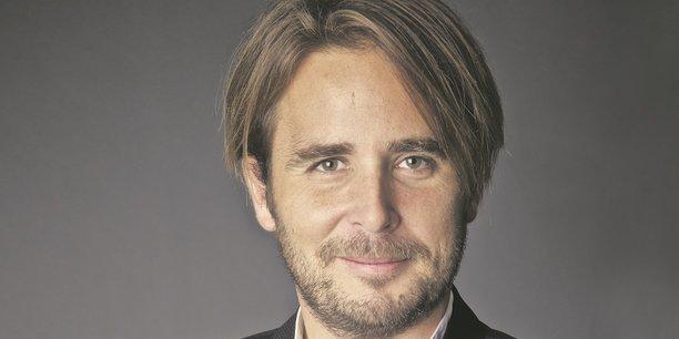 Pierre Leroy,  dirigeant de la startup EP et président du cluster French Proptech.