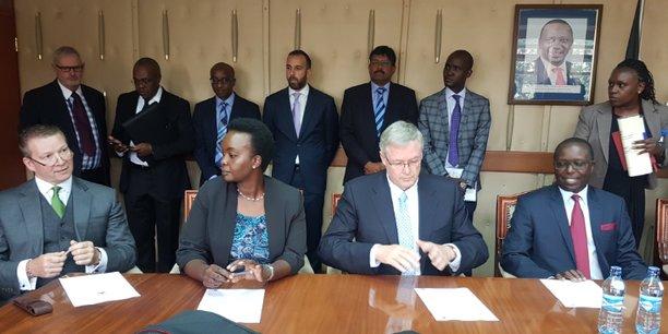 Pétrole : le Kenya s'allie à Total, Tullow et Africa Oil Corp pour l'exploitation du gisement de Lokichar