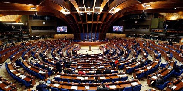 Reintegration sans condition des russes au conseil de l'europe[reuters.com]