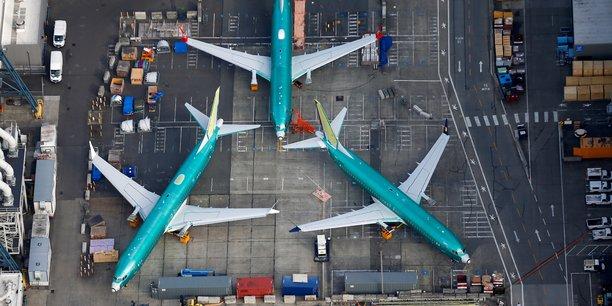 La faa identifie un nouveau dysfonctionnement sur le 737 max[reuters.com]