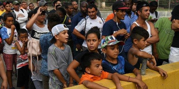 Usa/migrants: le congres peine a finaliser l'aide urgence a la frontiere[reuters.com]