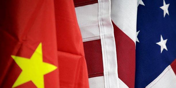 Accord usa-chine sur une treve provisoire avant le g20[reuters.com]