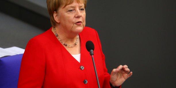 Merkel victime d'une nouvelle crise de tremblements[reuters.com]