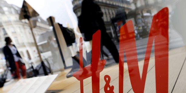 H&m evoque un bon demarrage de ses ventes d'ete[reuters.com]