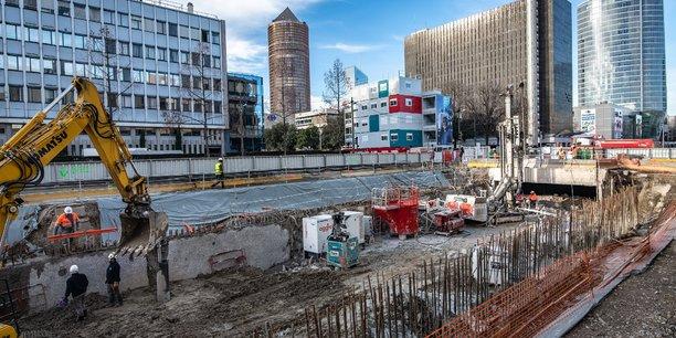 Le secteur de la construction était déjà fragilisé en 2019