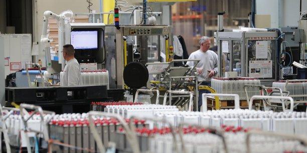 Saft Bordeaux fabrique en majorité des batteries pour le train et l'aviation.