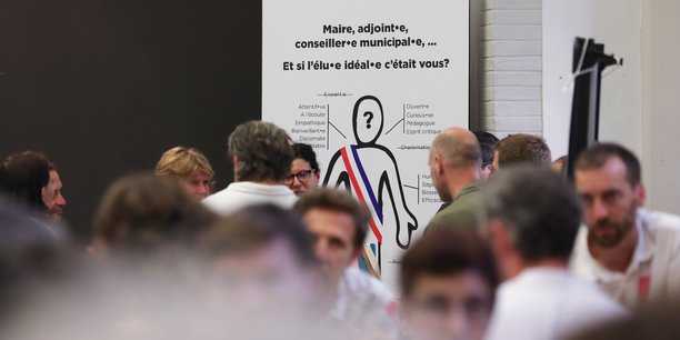 Archipel Citoyen a organisé fin juin un speedating des candidats.