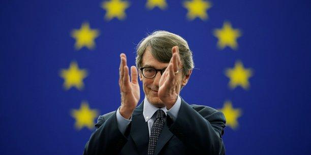 La Russie a annoncé vendredi des sanctions contre huit responsables européens, dont le président du Parlement européen, David Maria Sassoli (photo), en représailles à celles mises en place par l'UE en mars dans un regain de tensions entre Moscou et l'Occident.
