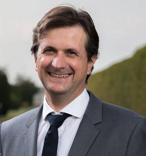 Olivier Perrier, Directeur général de Raigi