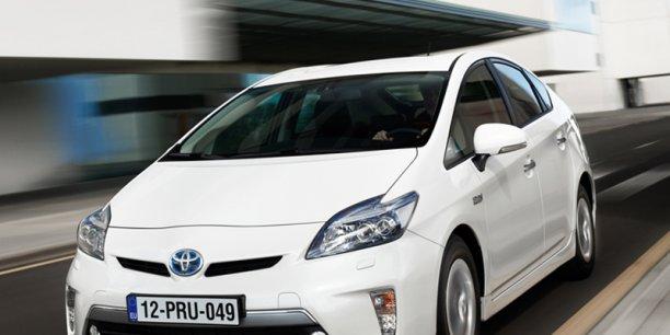 Toyota Prius Plug In Copyright Toyota