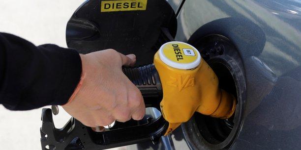 France: plus de 50 sites fragiles identifies dans la filiere diesel[reuters.com]