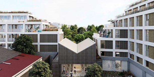 Yvivre a candidaté (avec Les Nouveaux Constructeurs, Fresh Architectes, Yvivre, Oasiis, R-Use) sur l'appel à projet Inventons la Métropole du Grand Paris 2 : son opération L'art de la Mode, sur le site de Pantin-Méhul, figurait parmi les finalistes.