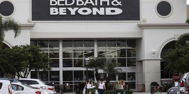 Bed bath & beyond a suivre a wall street[reuters.com]