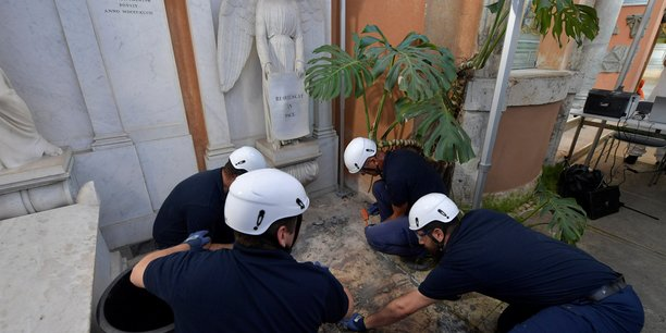 Vatican: le mystere reste entier sur la disparition d'emanuela orlandi[reuters.com]