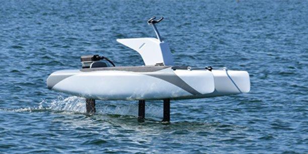 L'Overboat, conçu par Neocean à Montpellier, sera commercialisé fin 2019