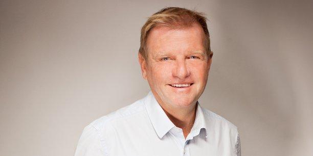 Patrice Bégay, directeur exécutif et directeur de la communication de Bpifrance.