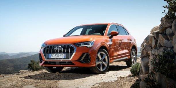 Audi Q3 : plus grand, plus premium, plus cher