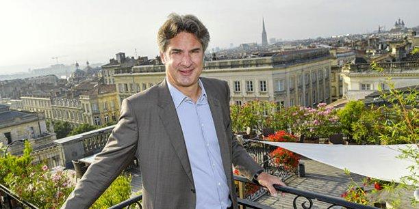 David Couillandeau, président du groupe Hyd&Au