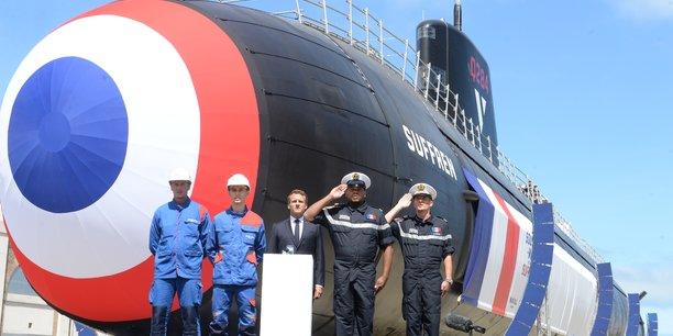 Naval Group a un nouveau capitaine à bord, Pierre-Eric Pommellet
