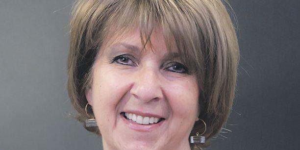 Sylvie Brion, directrice générale du Village by CA Brie-Picardie
