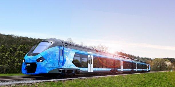 La commande de trois rames à hydrogène d'ici 2023 a été confirmée par Laurent Wauquiez, qui souhaite faire partie des quatre premières régions à tester cet équipement sur la ligne Clermont-Lyon à horizon 2023.