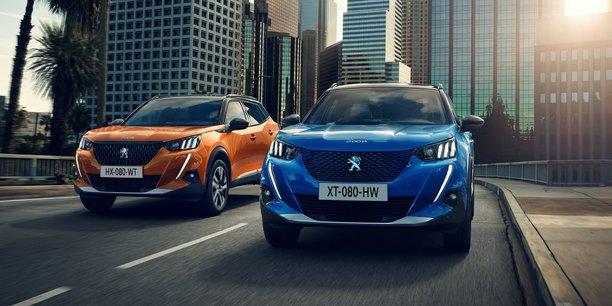 Peugeot mise beaucoup sur le nouveau 2008 pour renforcer ses parts de marché en Europe, mais également se relancer en Chine grâce à sa version 100% électrique.