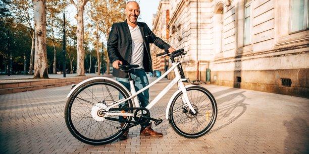 Le fondateur de ThirtyOne Bikes, Christophe Baeza, va désormais davantage se tourner vers les entreprises.