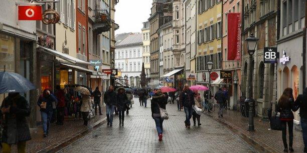 La population allemande dopee par l'immigration d'europe de l'est[reuters.com]