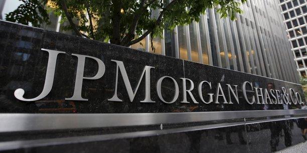 Jpmorgan chase profite d'un effet fiscal au deuxieme trimestre[reuters.com]