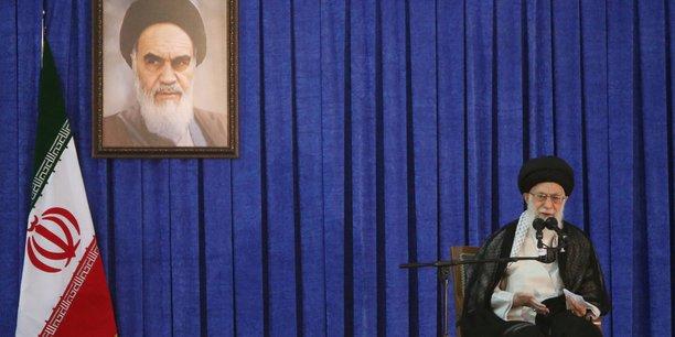 L'iran continuera a s'affranchir des engagements de 2015, dit khamenei[reuters.com]