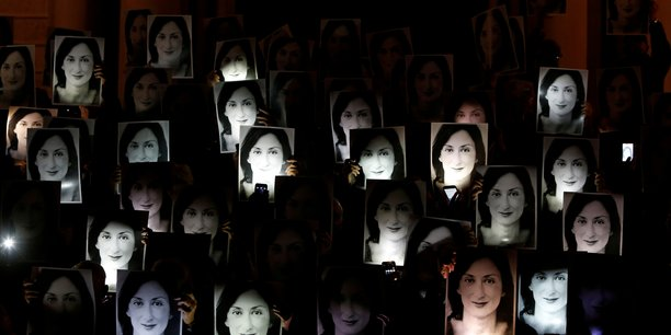 Trois hommes seront juges pour l'assassinat de daphne galizia[reuters.com]