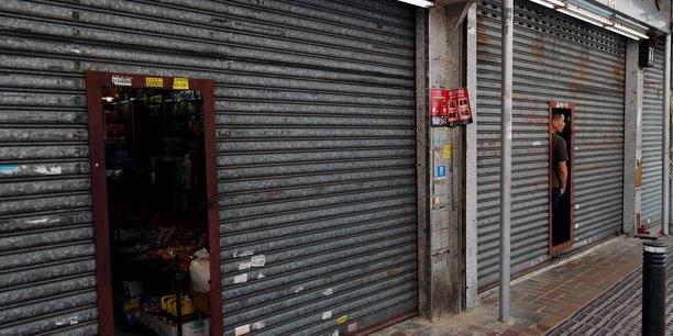 Les detaillants de hong kong inquiets apres les protestations[reuters.com]