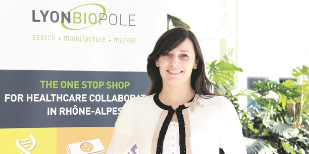 Florence Agostino-Etchetto, Directeur Général de Lyonbiopôle.