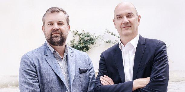 Roland Lescure (LREM) et Samuel Cette (CPME)