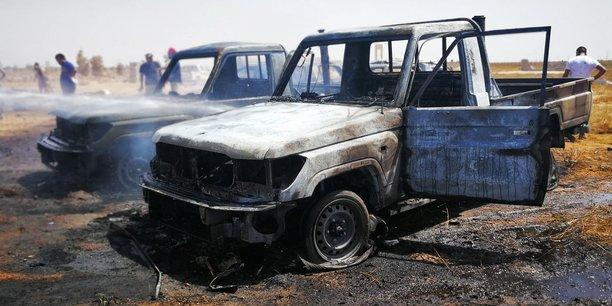 France, egypte, etats-unis appellent a la fin des combats en libye[reuters.com]