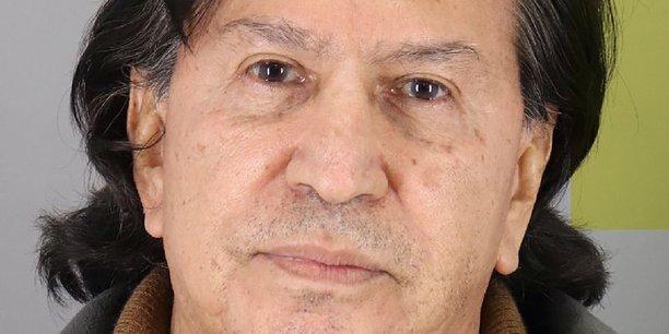 L'ancien president peruvien toledo arrete aux etats-unis[reuters.com]