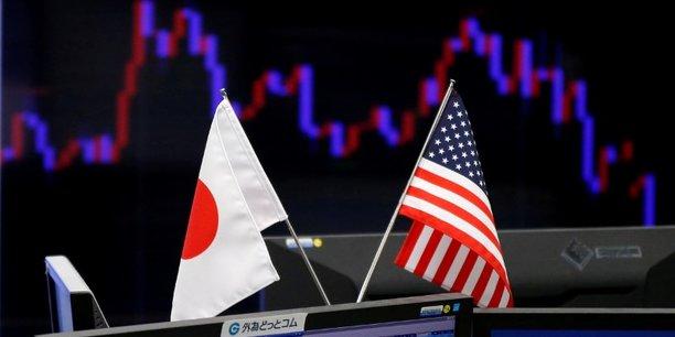 Tokyo et washington envisagent un accord commercial d'ici septembre[reuters.com]